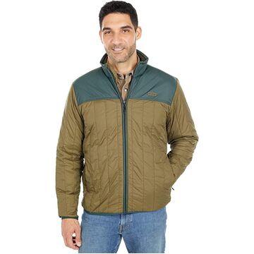 Filson Ultralight Jacket (Dark Olive/Dark Spruce) Men's Clothing