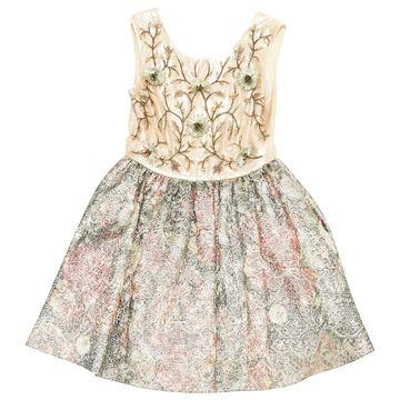 Marchesa Notte Multicolour Synthetic Dresses
