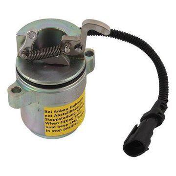 NEW DB Electrical FSS0066 Shut Down Solenoid for 12/24V Bobcat, deutz 6686715, 0427-2956