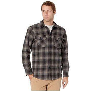 Pendleton Camo CPO Quilted Jacket (Camo Jacquard) Men's Clothing