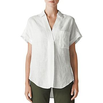 Whistles Lea Lightweight Shirt