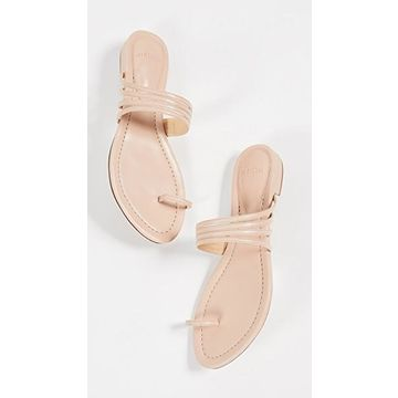 Alexandre Birman Strappy Flat Sandals