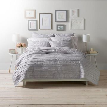 LC Lauren Conrad Frayed Edge Coverlet or Shams