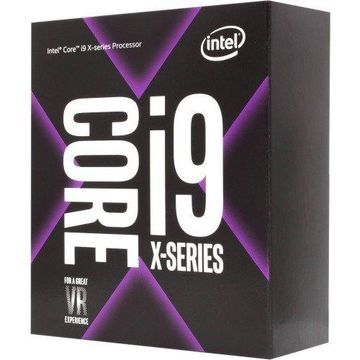 Intel Core i9-7920X X-Series Processor - 12 cores & 24 threads - Up to 4.3 GHz - Intel Optane memory supported - Only compatible w/ Motherboards based on Intel X299 series chipsets - Quad DDR4-2666 memory channels