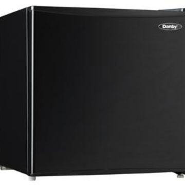Danby Black 1.6 Cu. Ft. Compact Refrigerator
