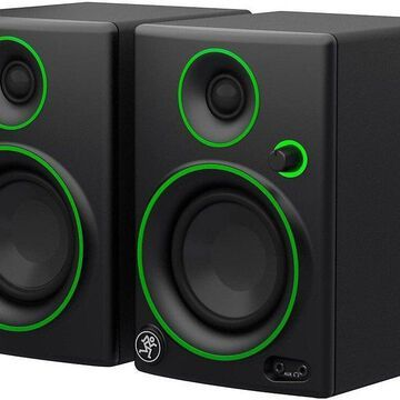 Mackie CR4 4 Creative Reference Multimedia Monitors (Pair)