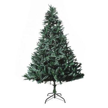 ALEKO Traditional Artificial Indoor Christmas Holiday Tree - 9 Foot (9 Foot - Green)