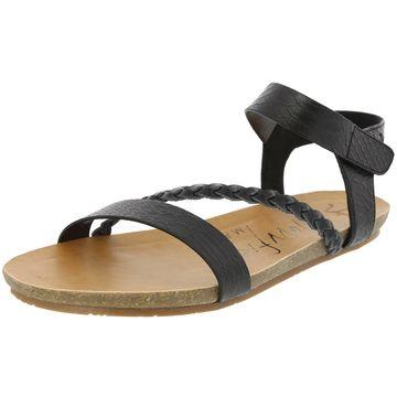 Blowfish Women's Goya Dyecut Faux Leather Ankle-High Sandal