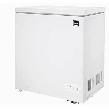 RCA, 3.5 CU FT CHEST FREEZER, WHITE