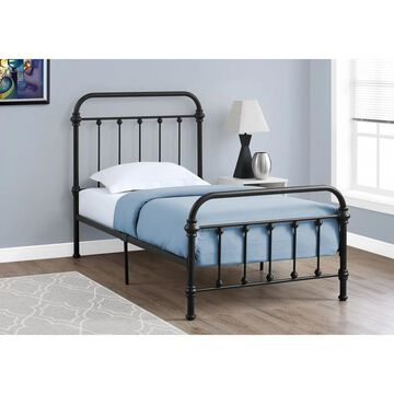 Monarch Metal Twin-size Bed Frame