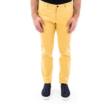 Pt05 House Blend Cotton Trousers