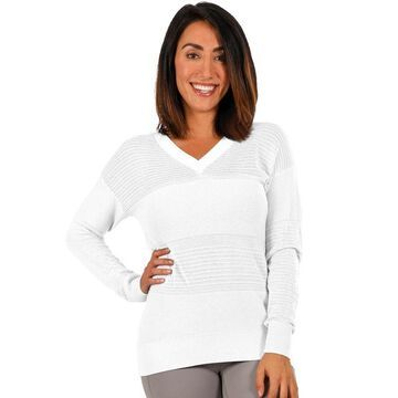 Women's Soybu Juxtaposed Pullover Top