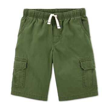 Little & Big Boys Cotton Cargo Shorts