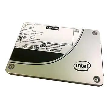 Intel S4510 Entry 4XB7A13627 960GB SATA/600 Hot-swap hard drive Solid State Drive