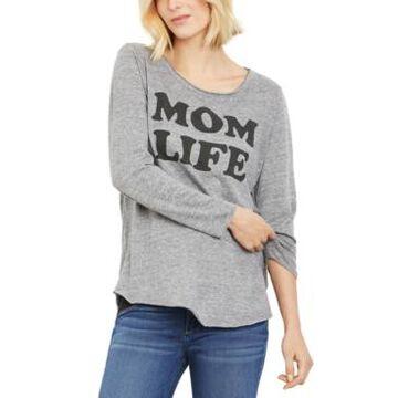 Chaser Mom Life Maternity T-Shirt