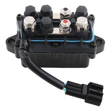 DB Electrical New 240-22239 Marine Solenoid for Yamaha 2006-2019 6AW-81950-00-00