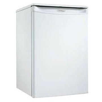 Danby 2.6 Cu. Ft. White Compact All Refrigerator
