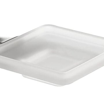 ANZZI Essence Series Soap Dish in Brushed Nickel Stainless Steel | AC-AZ053BN