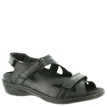Drew Lagoon Women's Black Sandal 6.5 M