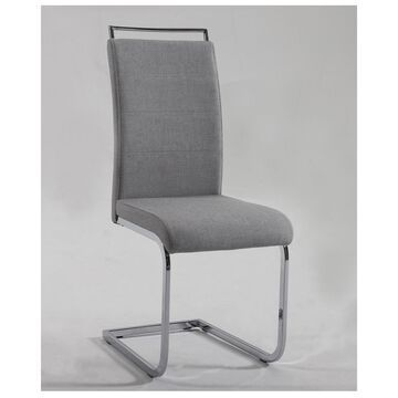 Chintaly Sunny Handle Back Side Chair, Set of 4