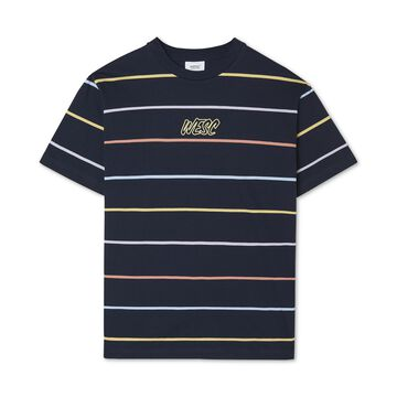 Men's Mason Yarn Striped T-Shirt