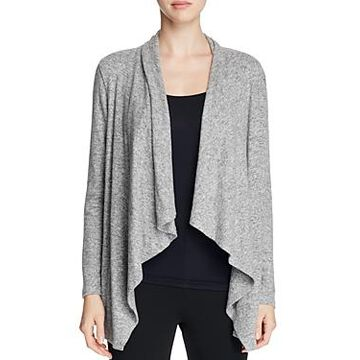B Collection by Bobeau Brushed Cardigan