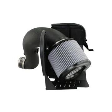 2009 Dodge Ram aFe Magnum Force Cold Air Intake, Stage-2 Diesel Elite Intake System