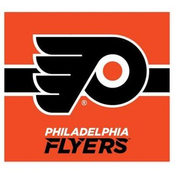 NHL Philadelphia Flyers Single Garage Door Cover