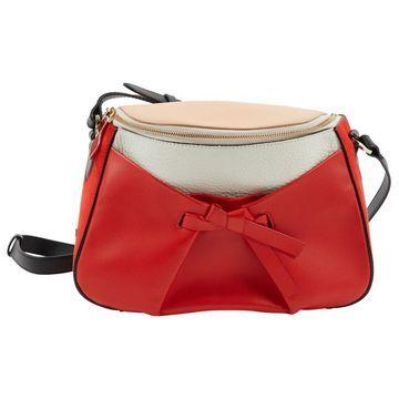 Christian Louboutin Red Leather Handbag