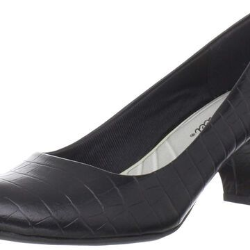 Easy Street Womens Fabulous Closed Toe Classic Pumps