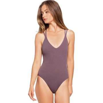L Space Dakota Ridin' High Ribbed One-Piece - Women's