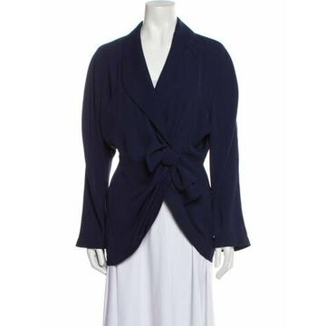 Vintage Late 1980's - Early 1990's Blazer Blue