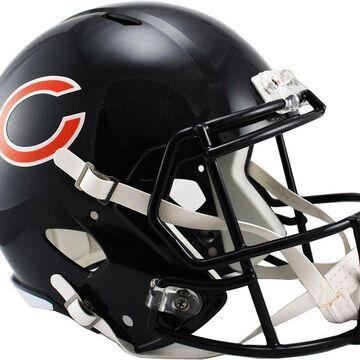 Riddell Chicago Bears Speed Replica Full-Size Football Helmet