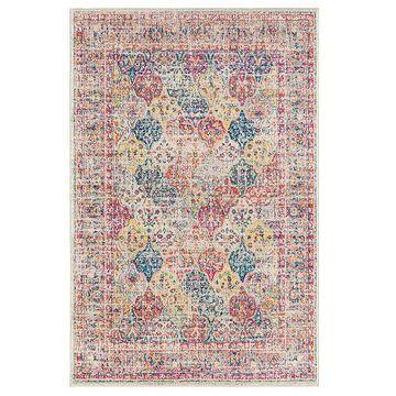 United Weavers Abigail Syden Rug, Multicolor, 2.5X7 Ft
