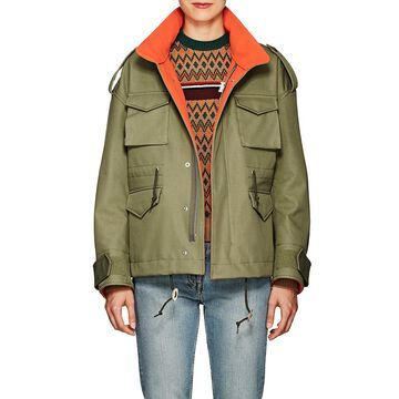 Undercover Canvas Oversized Parka