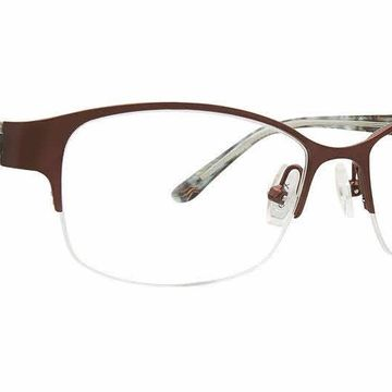 XOXO Ventura Eyeglasses in Brown