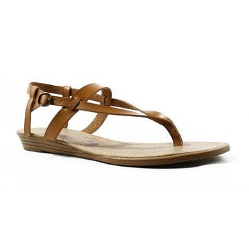 Blowfish Womens Berg Brown Sandals Size 8.5