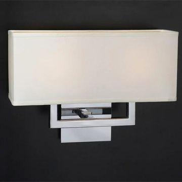 PLC Lighting 2-Light Sconce Dream Collection 18196 PC