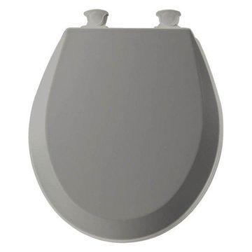 Bemis, Toilet Seat, Ice Gray, 2