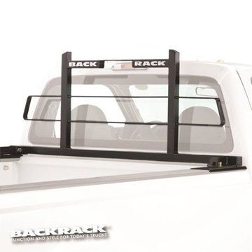 Backrack 15016 Backrack Headache Rack Frame; Requires Installation Kit Sold Separately; Requires PN[30113];