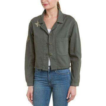 Monrow Womens Boxy Jacket