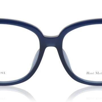 Celine CL41357/F Asian Fit M23 Womenas Glasses Blue Size 56 - Free Lenses - HSA/FSA Insurance - Blue Light Block Available