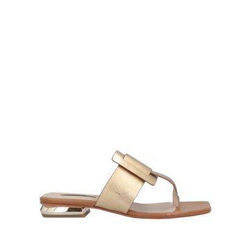 NILA & NILA Toe strap sandals