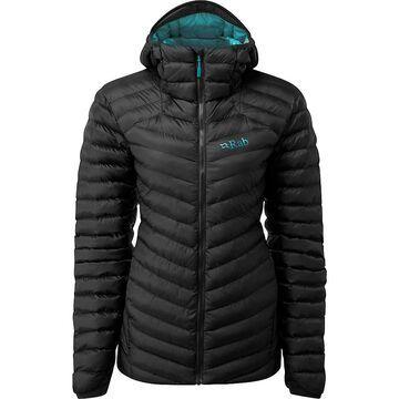 Rab Women's Cirrus Alpine Jacket - Medium - Black