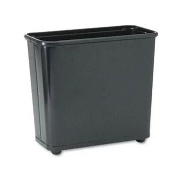 Rubbermaid Commercial Fire-Safe Wastebasket-Rectangular-Steel, 7.5 gal