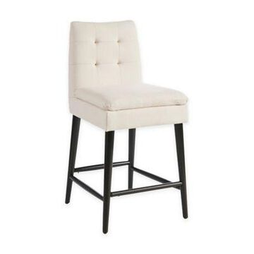 INK+IVY Alina Counterstool in White