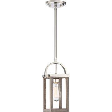 Nuvo Lighting 60w Bliss 1-Light Mini Pendant