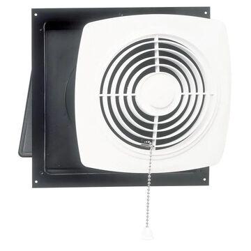 Broan Utility Fan 7.5-Sone 430-CFM White Bathroom Fan   506