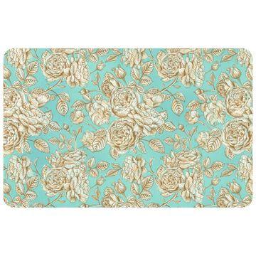 Bungalow Flooring Floral Toile Tiffany Comfort Mat - 22