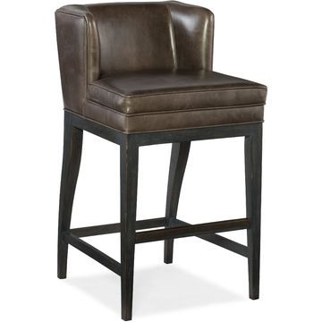 Hooker Furniture Dining Room Jada Contemporary Barstool